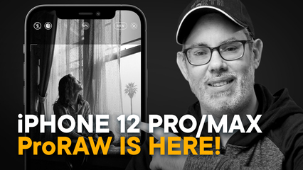 Apple ProRAW is Here — iPhone 12 Pro & Pro Max [Full]