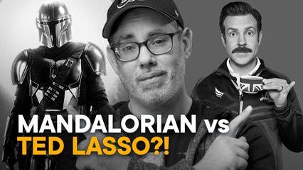 Apple TV+ vs. Disney+ After Ted Lasso & The Mandalorian (No Spoilers)