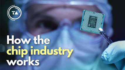The insanely complex economics of making processors