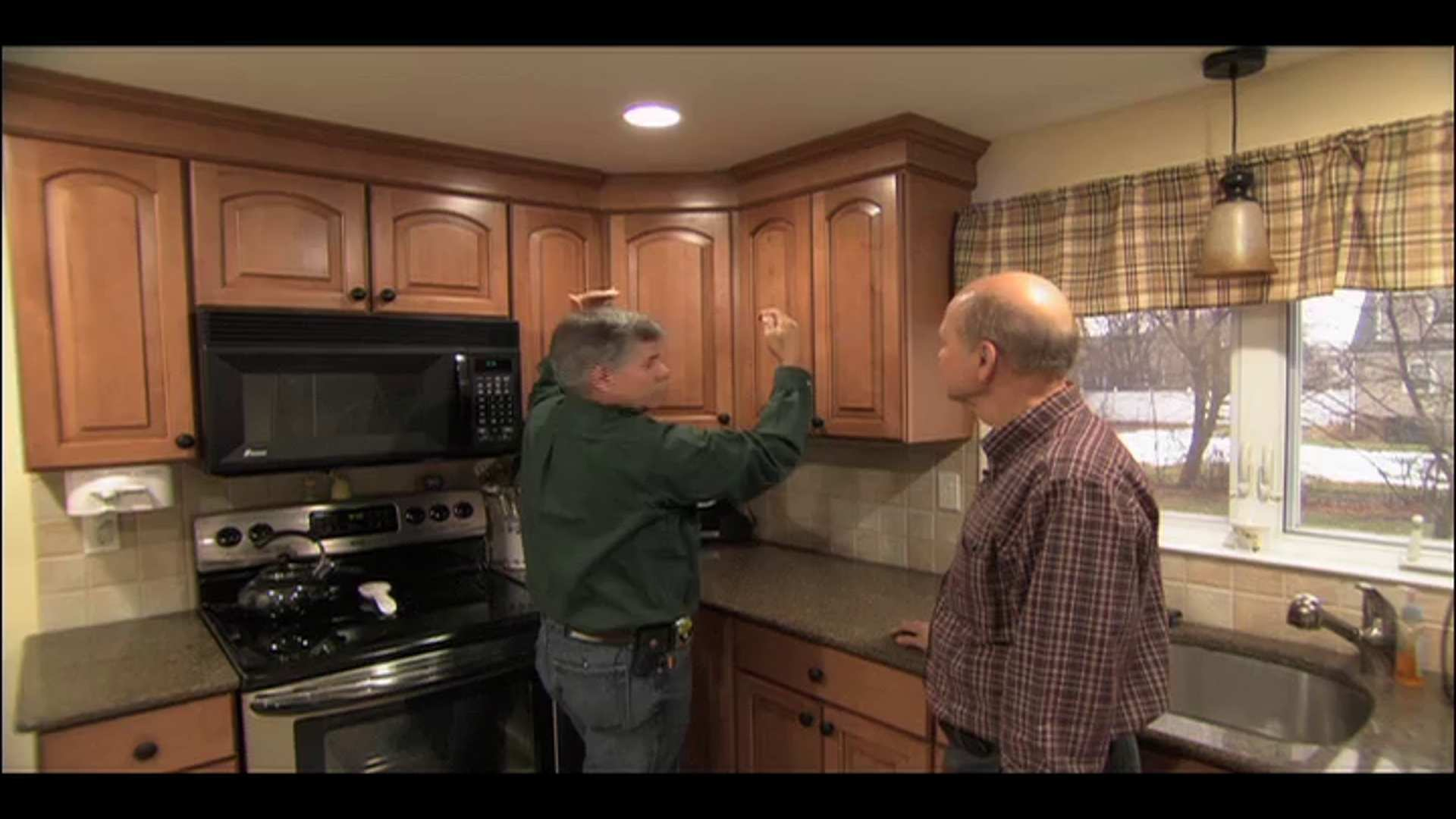 How To Install Kitchen Cabinet Crown Molding This Old House
