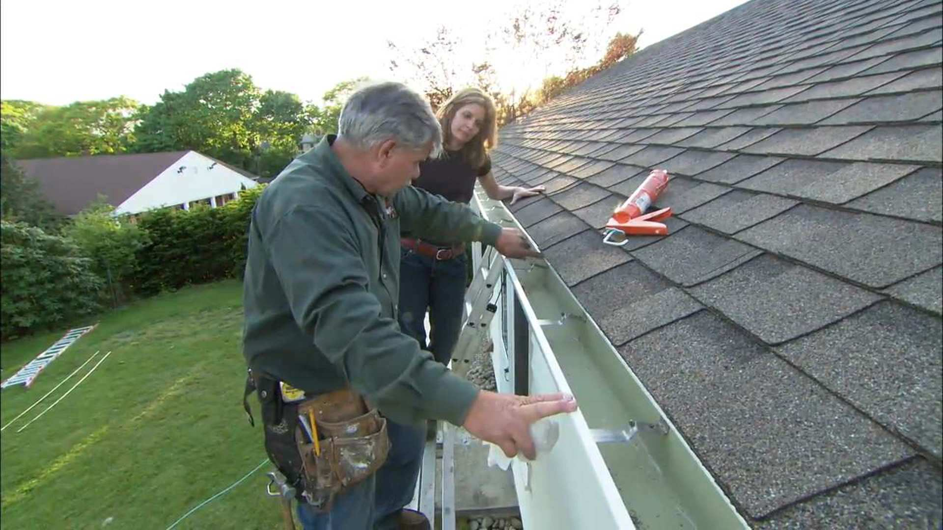 How To Repair A Leaky Gutter This Old House