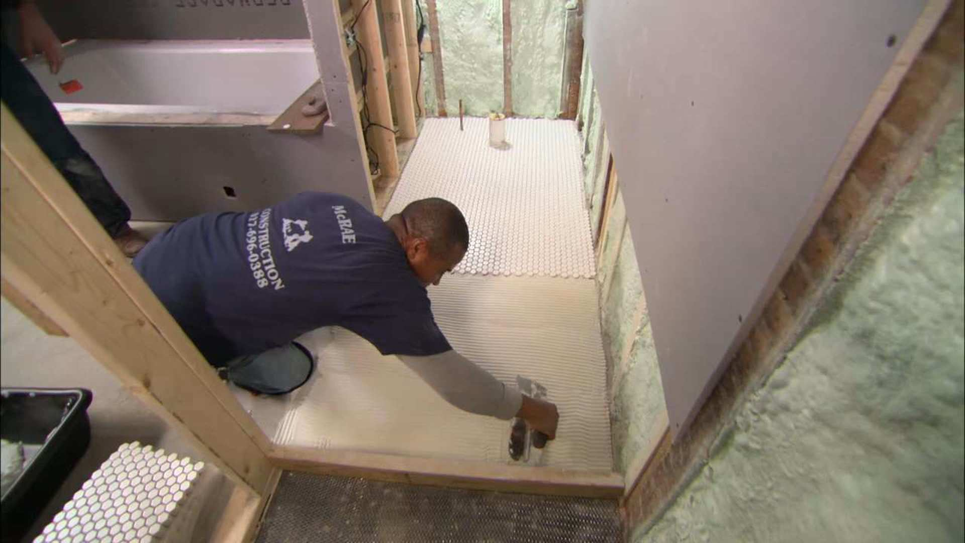 How To Install Ceramic Tile Flooring In 9 Steps This Old House