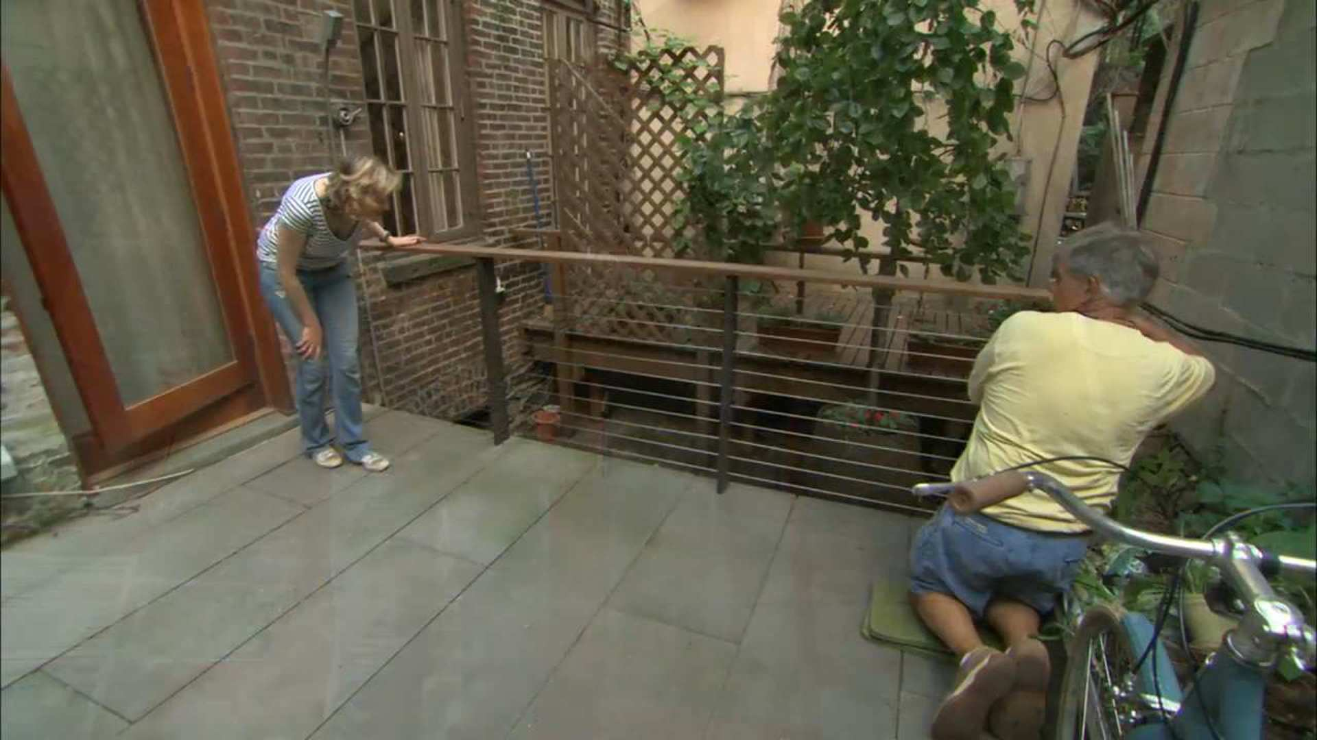 Picture of: How To Install A Cable Deck Railing This Old House
