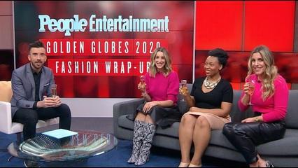 Golden Globes 2020 Fashion Wrap Up