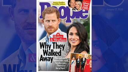 Harry & Meghan: Why They Walked Away
