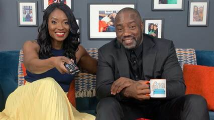 Couch Surfing: Malik Yoba