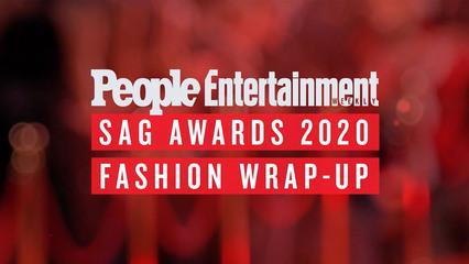 SAG Awards 2020 Fashion Wrap-Up