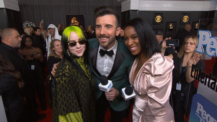Red Carpet Live at the Grammys 2020
