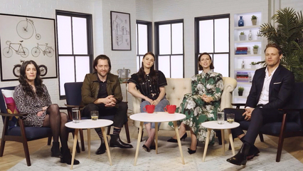 Around the Table with Outlander