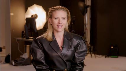Scarlett Johansson: Black Widow