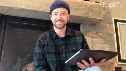 Kids Interview Justin Timberlake
