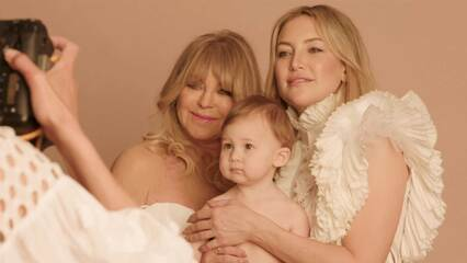 The Beautiful Issue 2020: Goldie Hawn and Kate Hudson