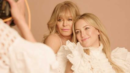 Like Mother, Like Daughter: Goldie Hawn and Kate Hudson