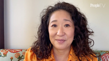 Sandra Oh: The Most Beautiful Thing to Me Now is Reconnecting