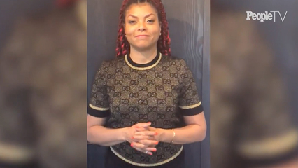 Taraji P. Henson: The Most Beautiful Thing to Me Now is Being at Home