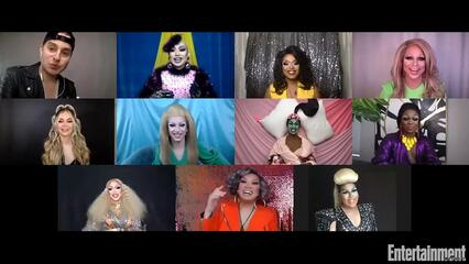 Around the Table with RuPaul's Drag Race All-Stars 5