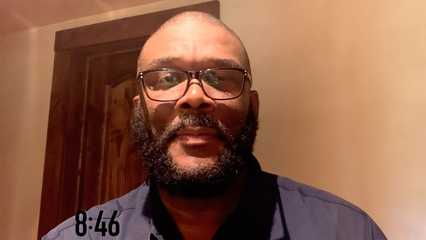 Tyler Perry's Powerful First-Person Essay About Racial Injustice