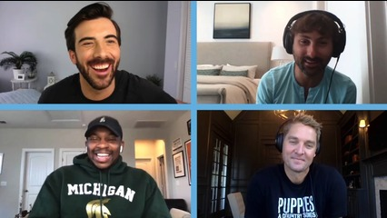Dad Talk with Brett Young, Jimmie Allen and Dave Haywood
