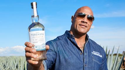 Teremana Blind Tasting with Dwayne Johnson