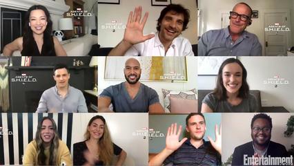 Cast Reunions: Agents of S.H.I.E.L.D.