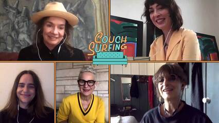 Couch Surfing: Emmy Costumes