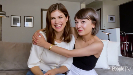 Celebrity Home Scavenger Hunt: Alexandra Daddario's Roommate Reveals Her Worst Habits