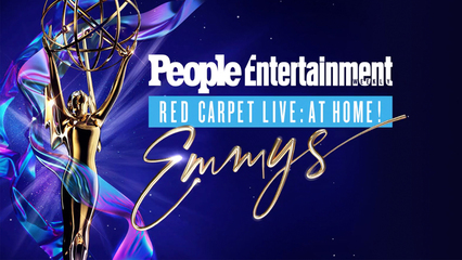 Red Carpet Live: Emmys at Home 2020
