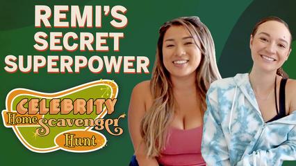 Celebrity Home Scavenger Hunt: Alisha Marie & Remi Cruz