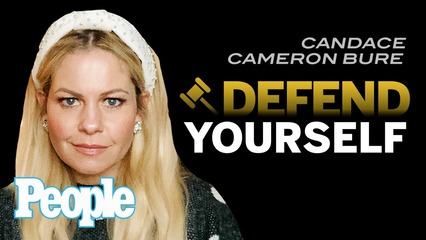 Defend Yourself: Candace Cameron Bure