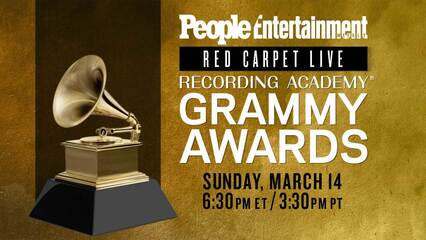 Red Carpet Live: Grammy Awards (March 14)