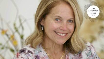 Katie Couric: Stars With No Makeup (Great Kates!)