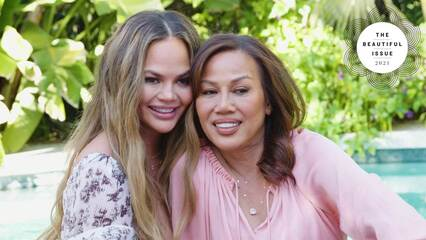 Like Mother, Like Daughter: Chrissy and Pepper Teigen