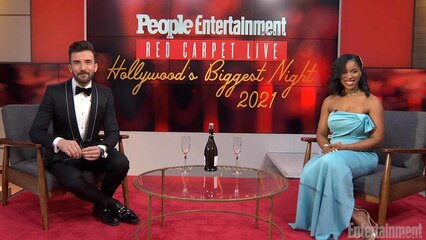 Red Carpet Live: Hollywood's Biggest Night 2021