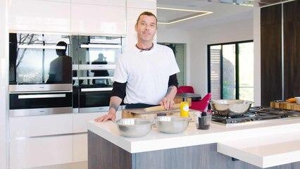 Gavin Rossdale's Modern Chef's Kitchen