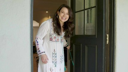 Katie Lowes' Ranch-Style Home