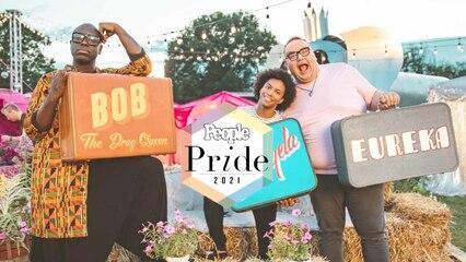 Pride 2021: Bob the Drag Queen, Eureka O'Hara and Shangela