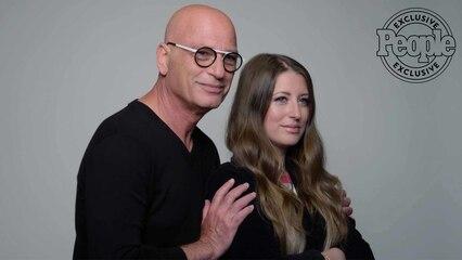 Howie Mandel & Jackie Shultz