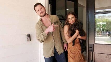 Val Chmerkovskiy and Jenna Johnson's L.A. Oasis