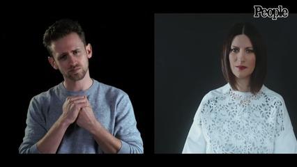 Laura Pausini & Blake Stadnik Perform 'Io Si/Seen'