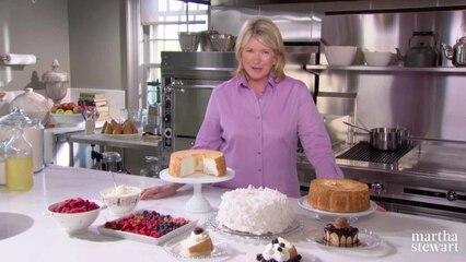 Martha Bakes: Angel Food Cake