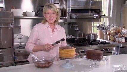Martha Bakes: Yellow Cake