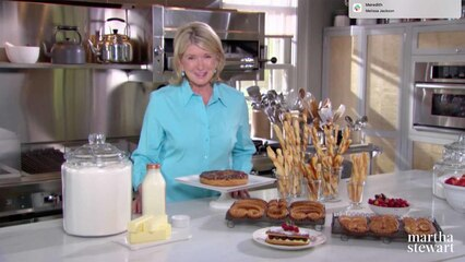 Martha Bakes: Puff Pastry