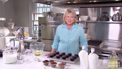 Martha Bakes: Devil's Food Cake