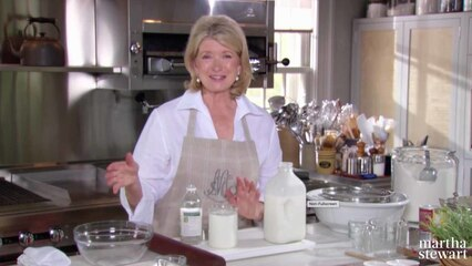 Martha Bakes: Biscuits & Scones