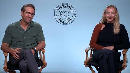 Ryan Reynolds & Jodie Comer
