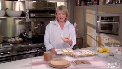 Martha Bakes: Shortbread