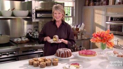 Martha Bakes: Coffee Cakes