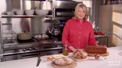 Martha Bakes: Special Breads