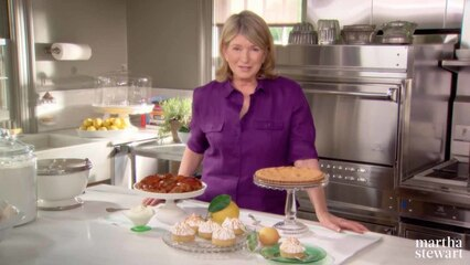 Martha Bakes: Tarts & Tartlets