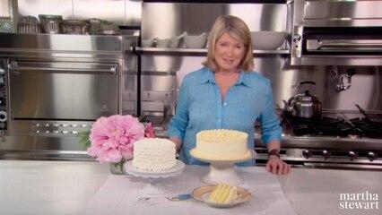Martha Bakes: Cakes